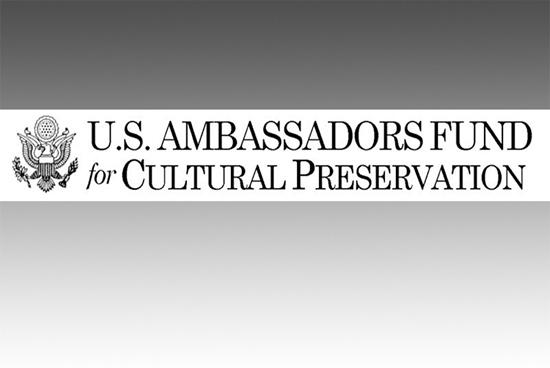 Abd Büyükelçileri Kültürel Mirası Koruma Fonu Başvuruları Uzatıldı (TR-ENG)