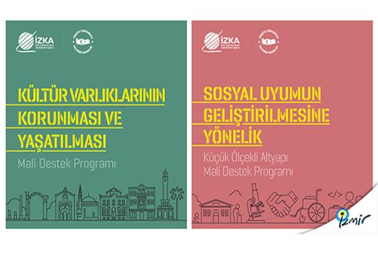 İzmir Kalkınma Ajansı 2018 Yılı Mali Destek Programları Yayımlandı