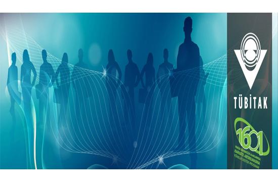 Tübitak 1601 - Yenilik ve Girişimcilik Alanlarında Kapasite Artırılmasına Yönelik Destek Programı