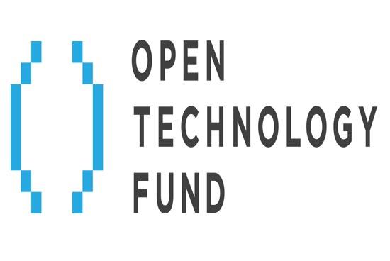 Open Technology Fund Yazılım Geliştiriciler için Çekirdek Altyapı Fonu