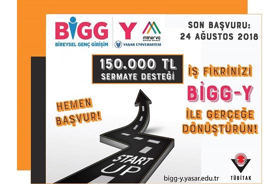 İş Fikrinize Bigg Y 'den 150 Bin Sermaye Desteği