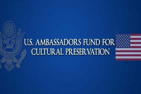 Abd Büyükelçileri Kültürel Mirası Koruma Fonu