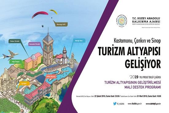 Turizm Altyapısının Geliştirilmesi Mali Destek Programı Yayınlandı