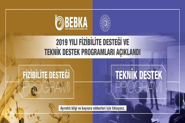 Bursa Eskişehir Bilecik BEBKA Kalkınma Ajansı 2019 Yılı Teknik Destek Programı