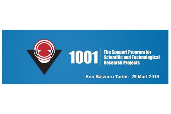 Tübitak 1001 Projelerine Başvuru Süresi Uzatıldı