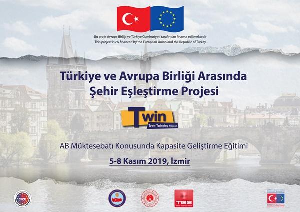 Türkiye ve AB Arasında Şehir Eşleştirme Teknik Destek Projesi