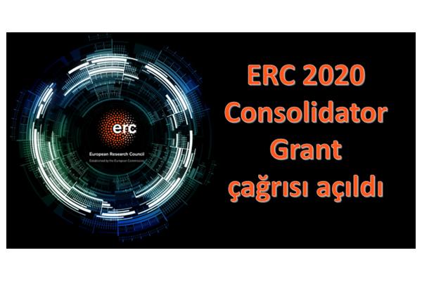 ERC 2020 CoG Çağrısı Açıldı