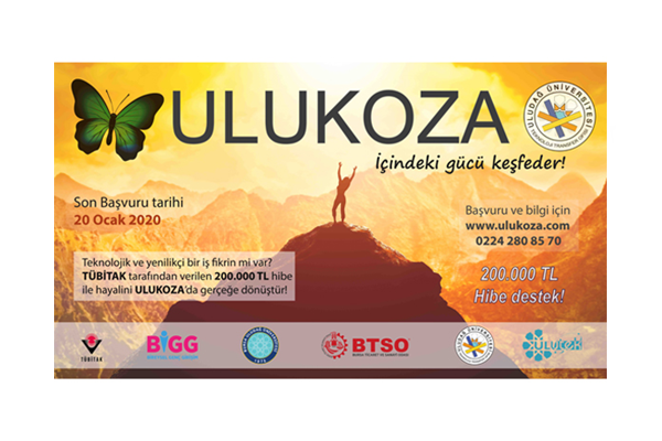 TÜBİTAK Tarafından Verilen 200 Bin TL. ile Hayalini ULUKOZA'da Gerçeğe Dönüştür