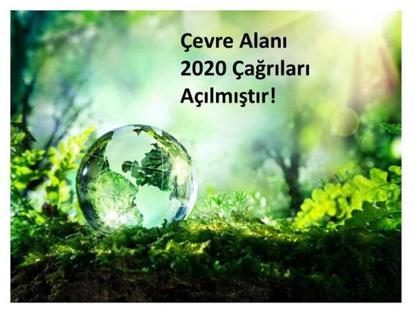 Ufuk2020 Programı Çevre Alanı 2020 Çağrıları Açıldı