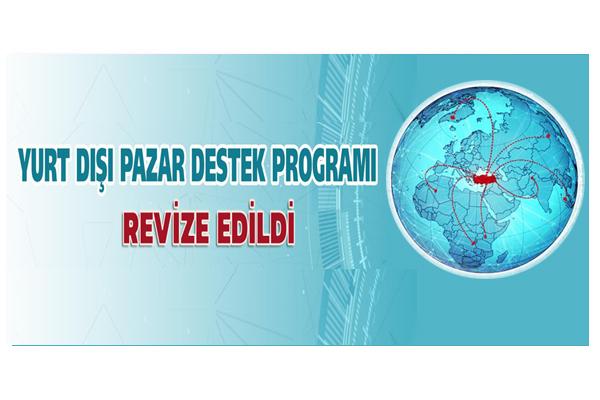 Yurtdışı Pazar Destek Programı