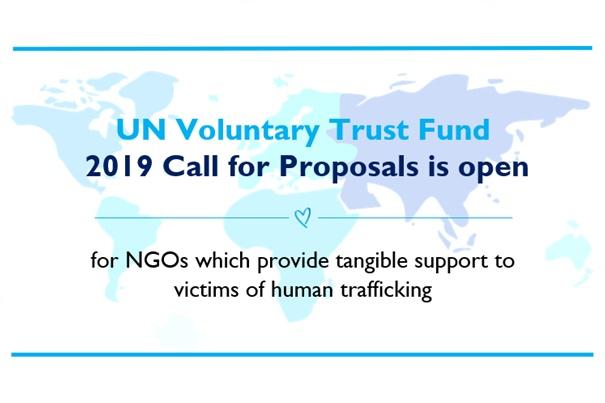 BM İnsan Kaçakçılığı Mağdurlarına Yönelik Gönüllü Güven Fonu