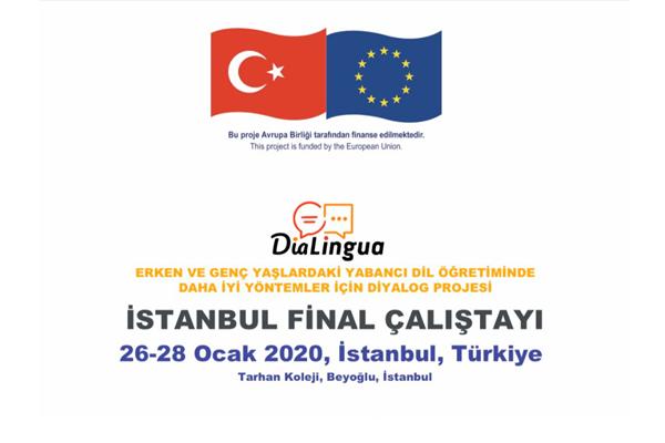 İstanbul Final Çalıştayı DiaLingua Projesi