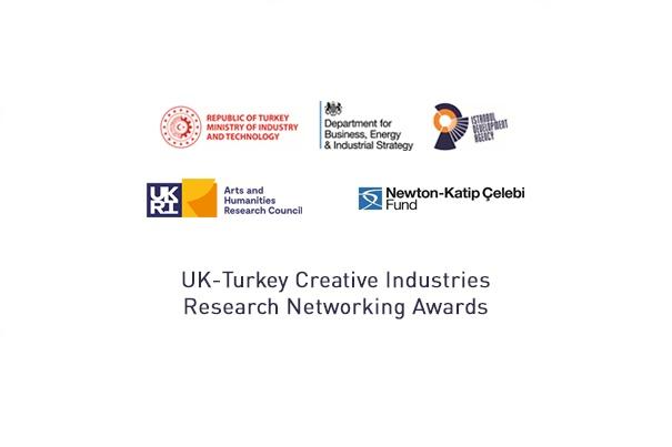 Birleşik Krallık Türkiye Yaratıcı Endüstriler Araştırmaları İşbirliği Ödülleri