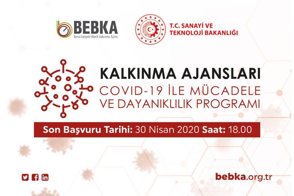BEBKA COVID-19 ile Mücadele ve Dayanıklılık Programı