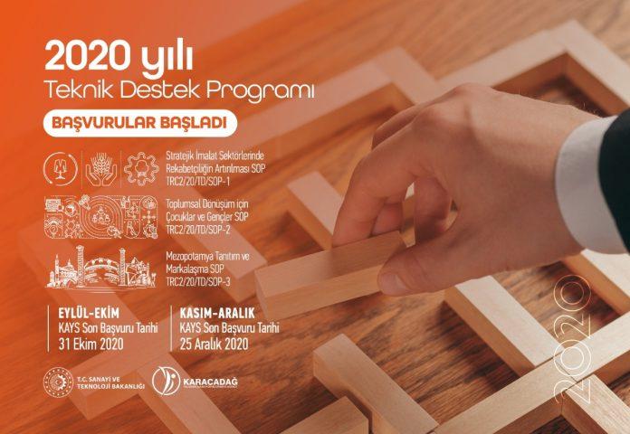 Karacadağ Kalkınma Ajansı Teknik Destek Programı