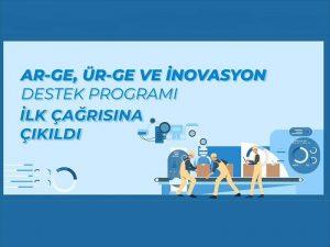 Ar-Ge, Ür-Ge ve İnovasyon Destek Programı