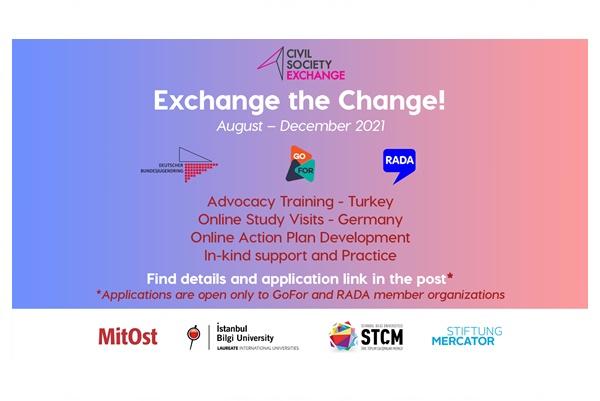 Exchange the Change!